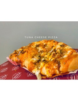 Tuna Cheese Pizza